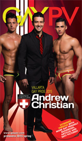 GayPV no.11 andrew christian models cover