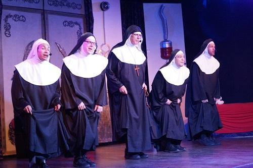 nunsense cabaret show act 2