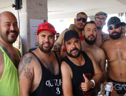 Vallarta Bear Weekend 2019 Pool Party