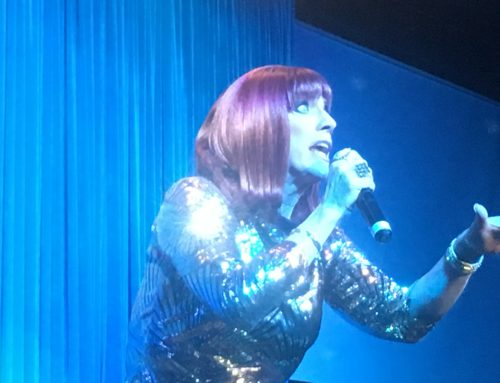 Coco Peru The Palm Cabaret Taming of the Tension 2019