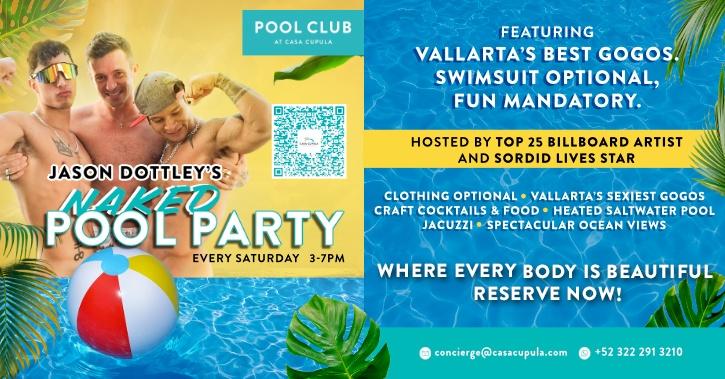 pool party casa cupula